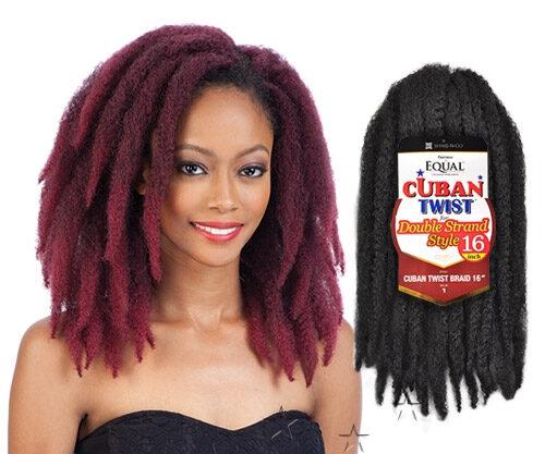 Cuban Twist 16 Blush Hair Beauty